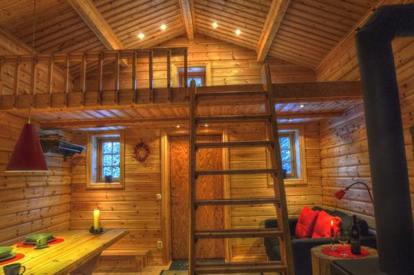 Ferienhaus in Lappland am Wildfluss (493058), Sorsele, Västerbottens län, Nordschweden, Schweden, Bild 1