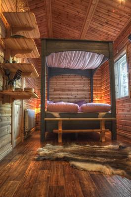 Ferienhaus in Lappland am Wildfluss (493058), Sorsele, Västerbottens län, Nordschweden, Schweden, Bild 3