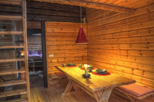 Ferienhaus in Lappland am Wildfluss (493058), Sorsele, Västerbottens län, Nordschweden, Schweden, Bild 2