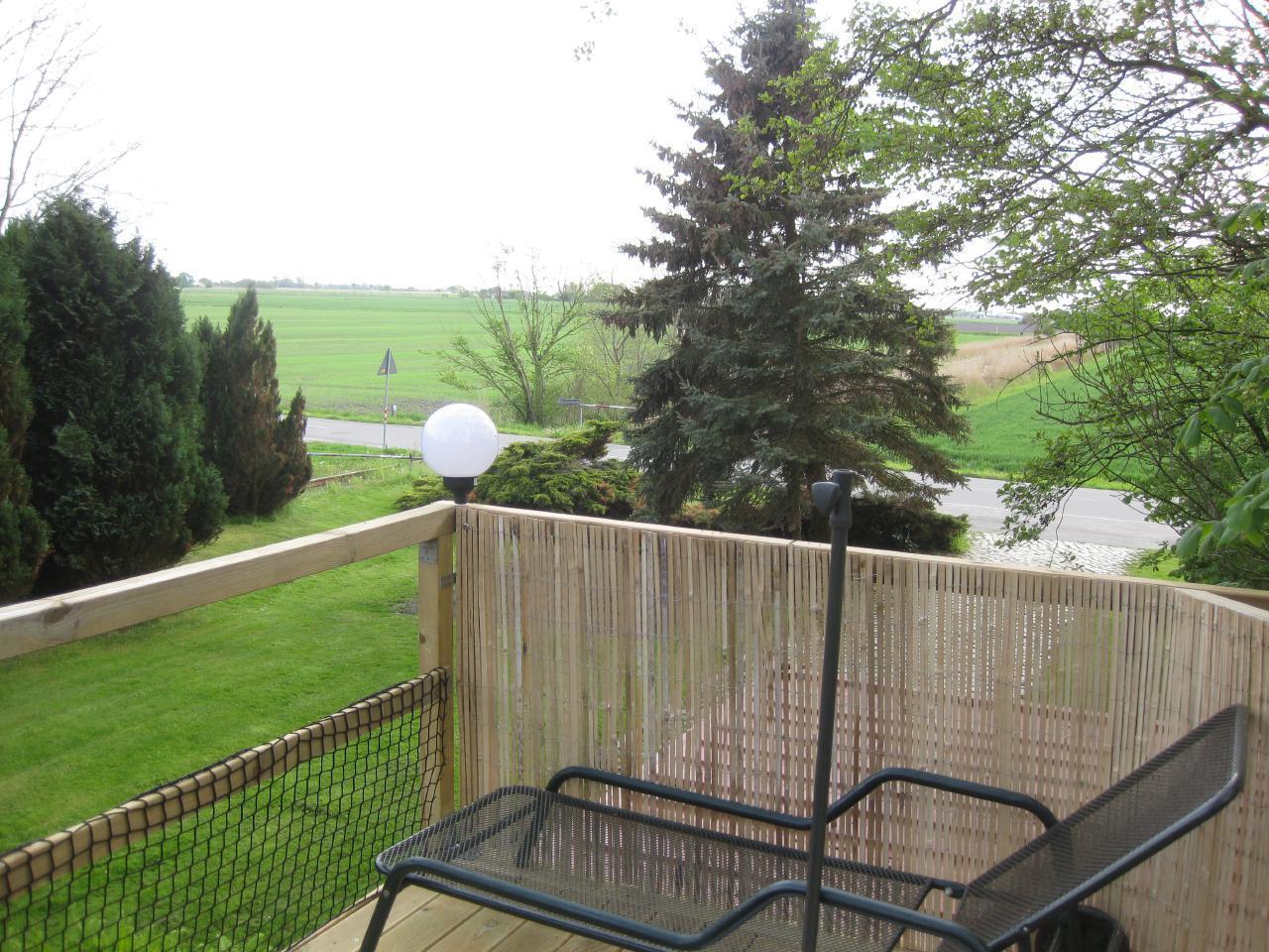 Blick genn Westen von Balkon 2