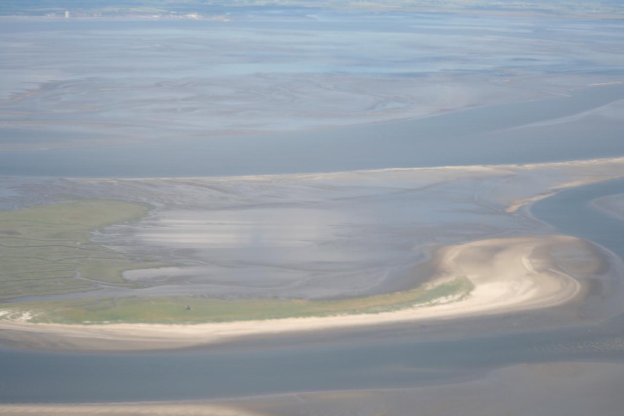 Wattenmeer ganz in der Nähe