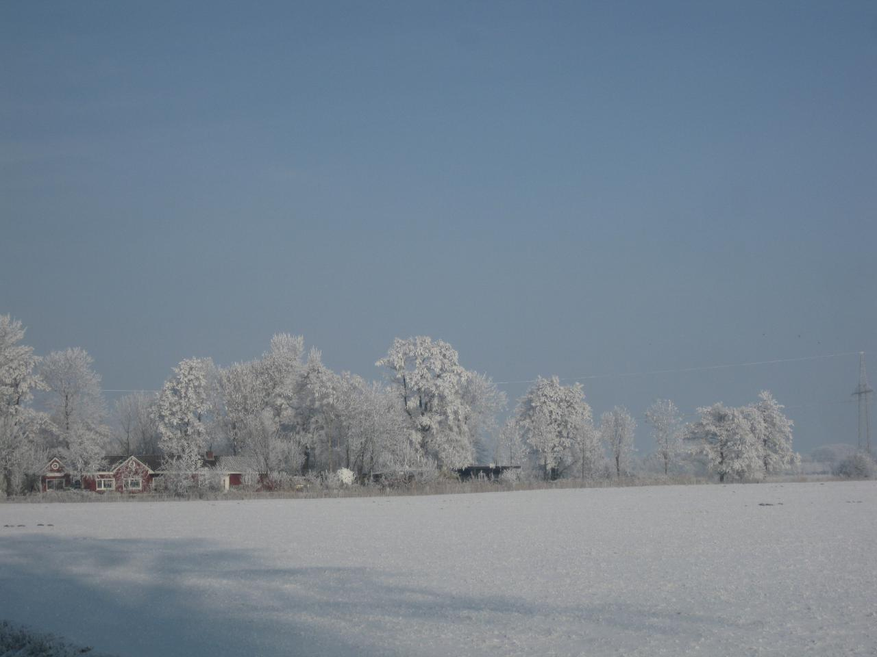 Dat is unser Winter