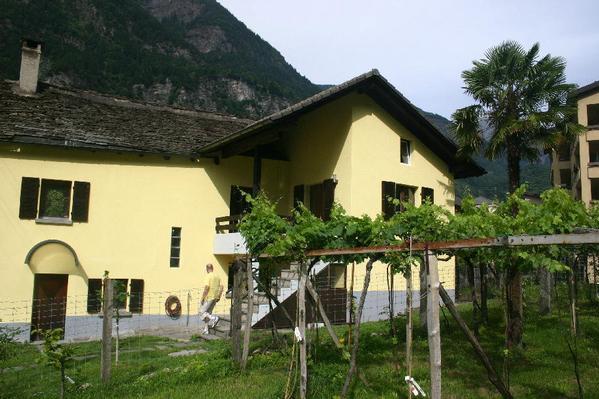 Ferienwohnung 3 1/2-Zimmerwohnung in Giornico (494812), Giornico, Leventina, Tessin, Schweiz, Bild 1
