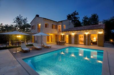 Ferienhaus Villa Ana (497888), Brtonigla, , Istrien, Kroatien, Bild 16