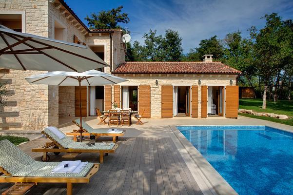 Ferienhaus Villa Ana (497888), Brtonigla, , Istrien, Kroatien, Bild 2