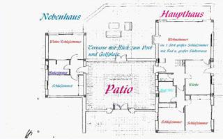 Maison de vacances Golfvilla mit Pool/Haupthaus (5348), El Rompido, Costa de la Luz, Andalousie, Espagne, image 21
