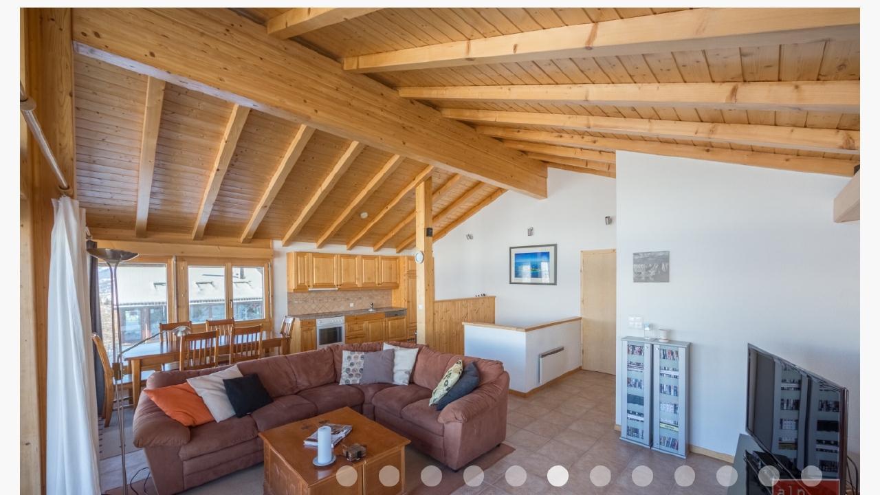 Ferienhaus Lonestar (500061), Haute-Nendaz, 4 Vallées, Wallis, Schweiz, Bild 12