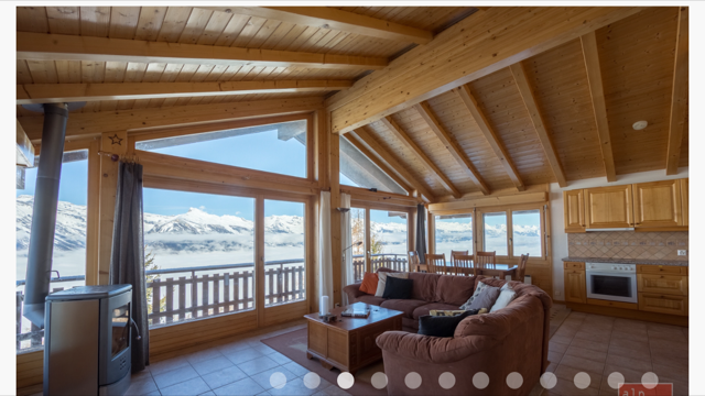 Ferienhaus Lonestar (500061), Haute-Nendaz, 4 Vallées, Wallis, Schweiz, Bild 4