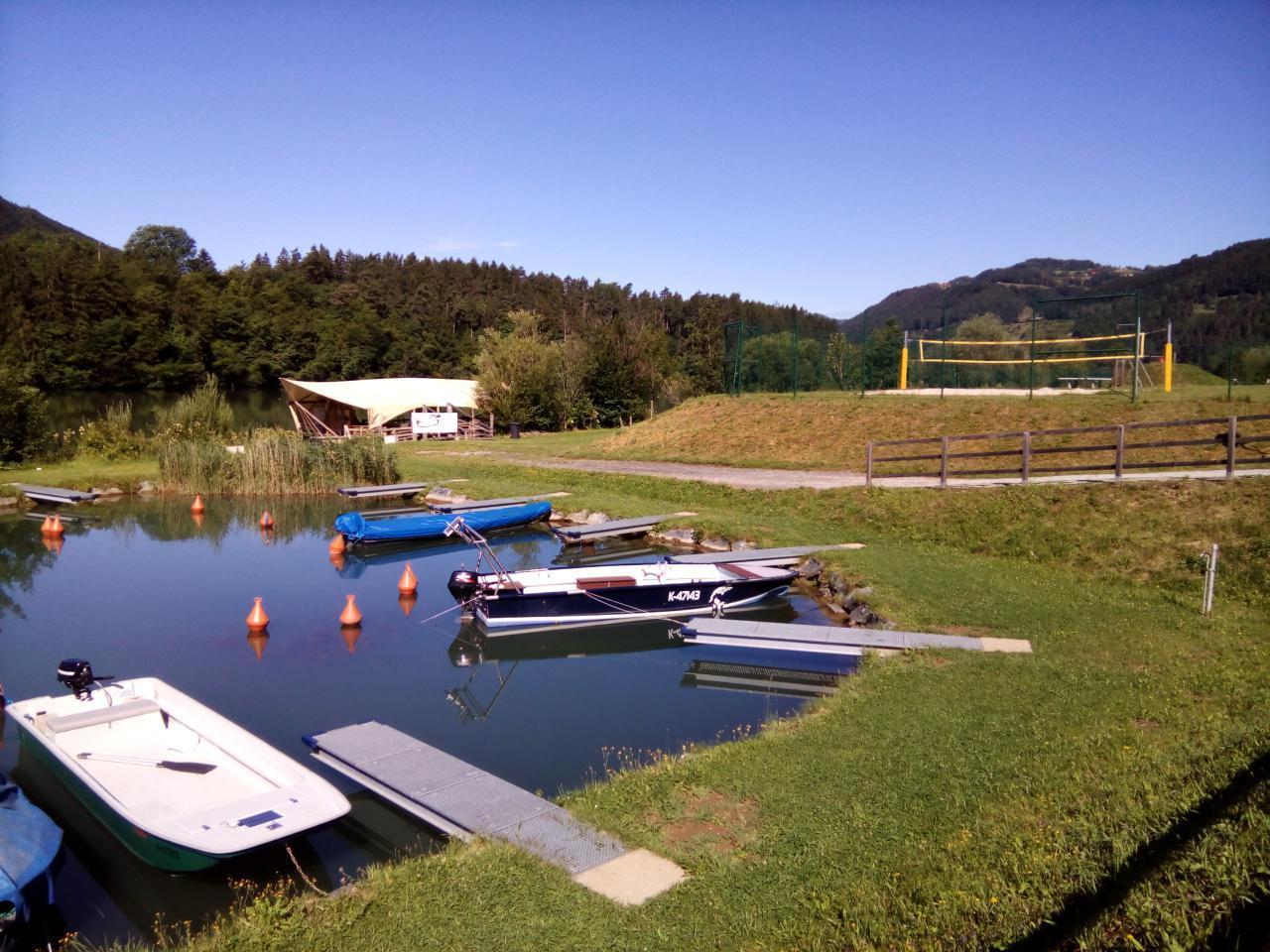 Appartement de vacances Appartement Draublick (500286), Neuhaus (Klopeiner See), Lac Klopein, Carinthie, Autriche, image 14