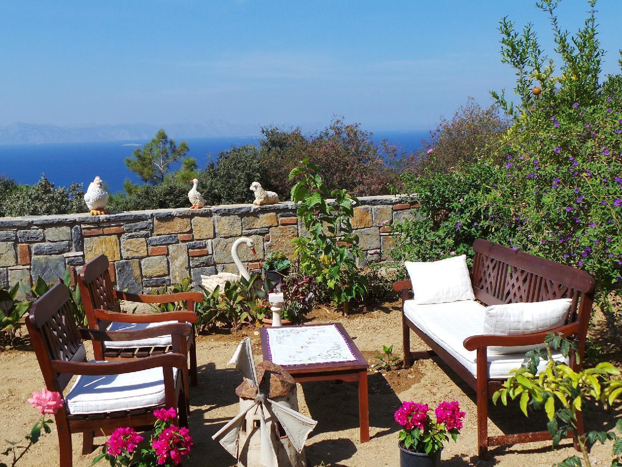 Ferienhaus VILLA DELPHIN - BODRUM GÜMÜSLÜK - Mit Märchenhaftem Natur und Meerblick (502386), Koyunbaba, , Ägäisregion, Türkei, Bild 34