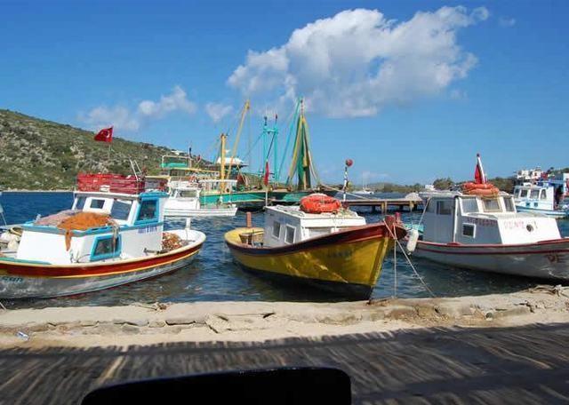 Ferienhaus VILLA DELPHIN - BODRUM GÜMÜSLÜK - Mit Märchenhaftem Natur und Meerblick (502386), Koyunbaba, , Ägäisregion, Türkei, Bild 29