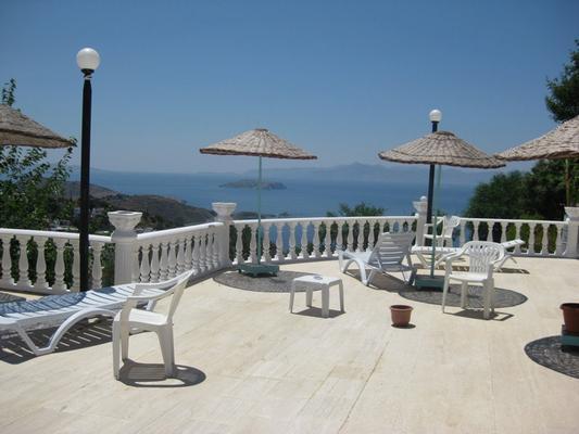 Ferienhaus VILLA DELPHIN - BODRUM GÜMÜSLÜK - Mit Märchenhaftem Natur und Meerblick (502386), Koyunbaba, , Ägäisregion, Türkei, Bild 7