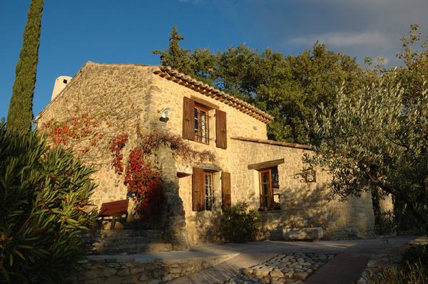 Maison des Oliviers (nähe Puyméras) - Objektnummer: 502514