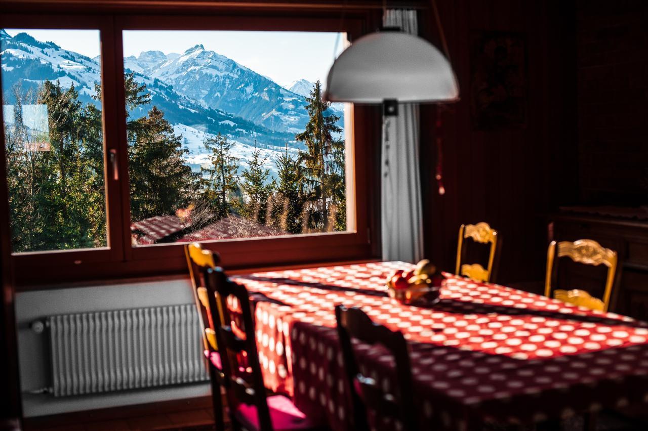 Ferienhaus Chalet Halteweidli (549734), Aeschi b. Spiez, Thunersee - Brienzersee, Berner Oberland, Schweiz, Bild 4