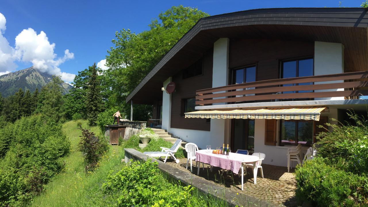 Ferienhaus Chalet Halteweidli (549734), Aeschi b. Spiez, Thunersee - Brienzersee, Berner Oberland, Schweiz, Bild 9
