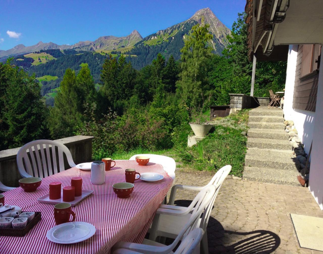 Ferienhaus Chalet Halteweidli (549734), Aeschi b. Spiez, Thunersee - Brienzersee, Berner Oberland, Schweiz, Bild 2