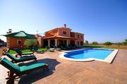 Ruhig gelegene Finca bei Porto Cristo, Pool, Wifi, Besondere Immobilie in Spanien
