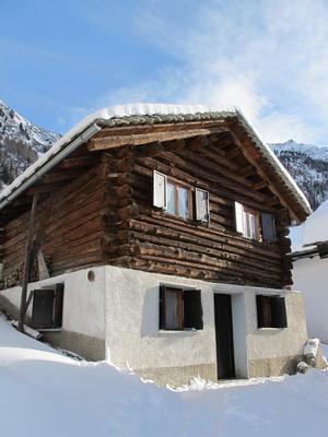 Ferienhaus Chalet Chiara (555111), Casaccia, Bergell, Graubünden, Schweiz, Bild 1