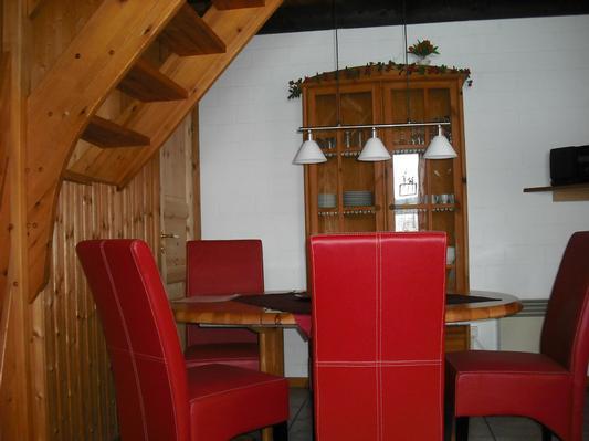 Ferienhaus Das rote Wohlfühlhaus Fuchs mit Sauna u. Kaminofen, private Vermietung. (561328), Extertal, Teutoburger Wald, Nordrhein-Westfalen, Deutschland, Bild 5