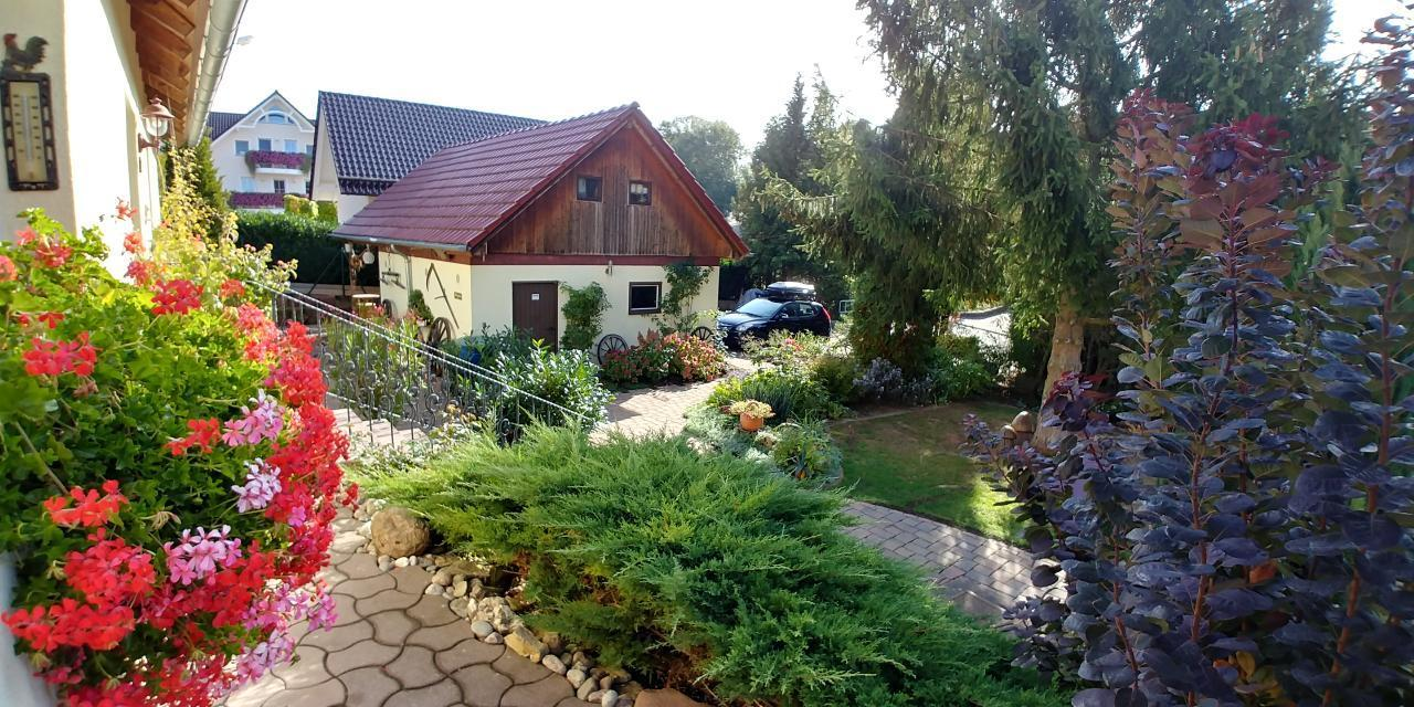 Holiday apartment Haus Hainichblick (57227), Bischofroda, North-Thuringian Highland, Thuringia, Germany, picture 3