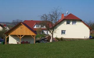 Ferienwohnung Haus Hainichblick (57227), Bischofroda, Nordthüringsches Bergland, Thüringen, Deutschland, Bild 3