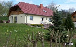 Ferienwohnung Haus Hainichblick (57227), Bischofroda, Nordthüringsches Bergland, Thüringen, Deutschland, Bild 4