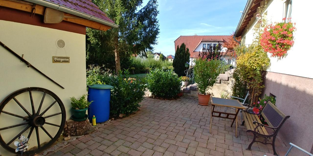 Holiday apartment Haus Hainichblick (57227), Bischofroda, North-Thuringian Highland, Thuringia, Germany, picture 4