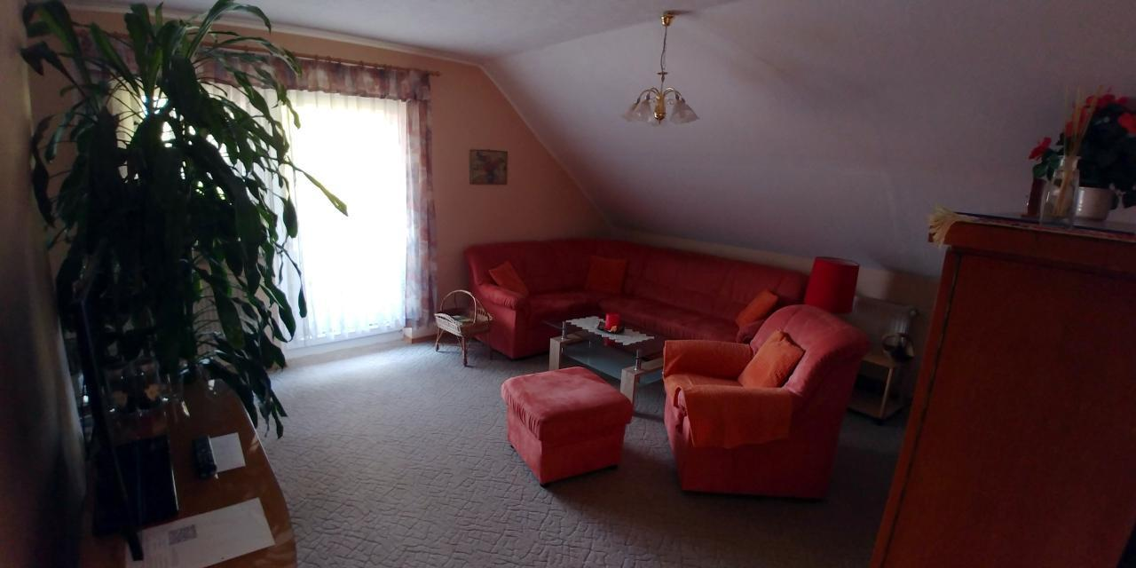 Holiday apartment Haus Hainichblick (57227), Bischofroda, North-Thuringian Highland, Thuringia, Germany, picture 6