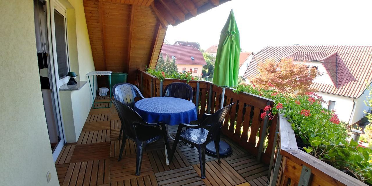 Holiday apartment Haus Hainichblick (57227), Bischofroda, North-Thuringian Highland, Thuringia, Germany, picture 8