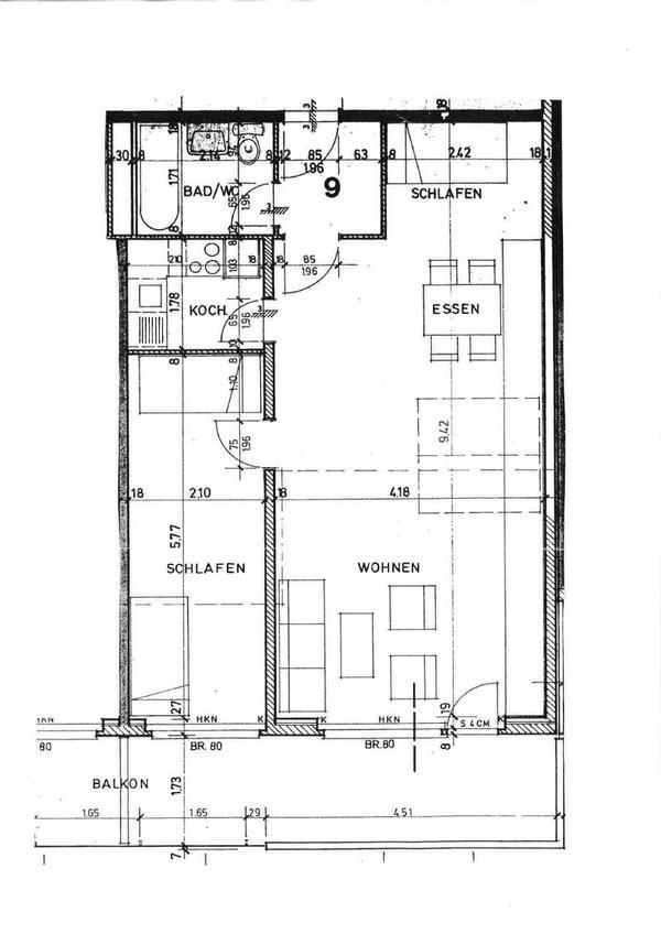 2 1 2 zimmer familienwohnung leukerbad. Black Bedroom Furniture Sets. Home Design Ideas