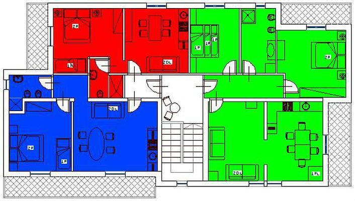 Holiday apartment Villa Arancio Vierzimmer Appartement (586895), Cala Liberotto, Nuoro, Sardinia, Italy, picture 10