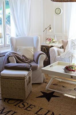 Wohnzimmer kuschelig  Kuscheliges Chalet mit Sauna am Walensee im Heidiland hundefreundlich,