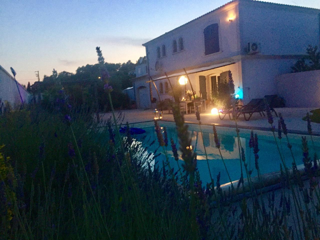 Ferienhaus Villa BARBAROUX / Provence (590853), Cabasse, Var, Provence - Alpen - Côte d'Azur, Frankreich, Bild 3