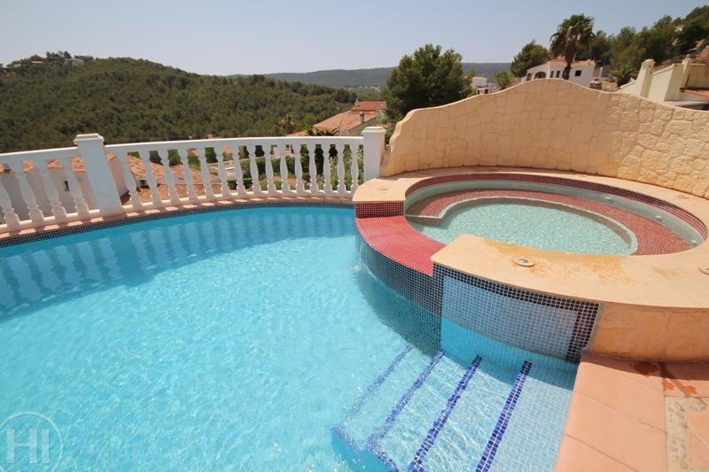 Holiday house Neuwertige Villa in ruhiger Lage,  Infinity-Pool mit Meerespanorama (590984), Jávea, Costa Blanca, Valencia, Spain, picture 11