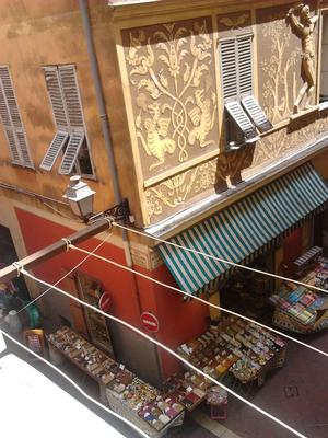 Ferienwohnung Hauptstandort-romantisches modernes Studio in altem historischem Nizza (591101), Nice, Côte d'Azur, Provence - Alpen - Côte d'Azur, Frankreich, Bild 1