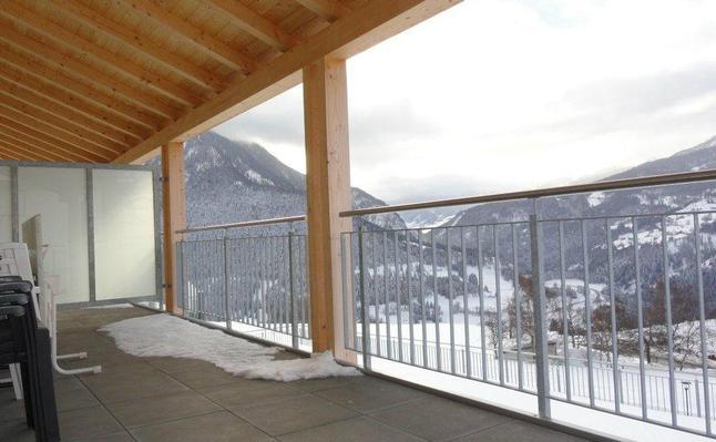Appartement de vacances Lenzerheide (Vazerol) 3.5 Zimmer // NEU mit CHEMINÉE (595486), Brienz/Brinzauls GR, Lenzerheide - Valbella, Grisons, Suisse, image 12