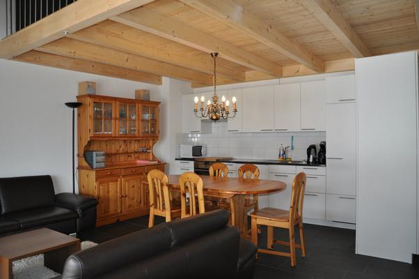 Appartement de vacances Lenzerheide (Vazerol) 3.5 Zimmer // NEU mit CHEMINÉE (595486), Brienz/Brinzauls GR, Lenzerheide - Valbella, Grisons, Suisse, image 3