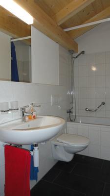 Appartement de vacances Lenzerheide (Vazerol) 3.5 Zimmer // NEU mit CHEMINÉE (595486), Brienz/Brinzauls GR, Lenzerheide - Valbella, Grisons, Suisse, image 14