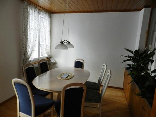 4 1/2 Zimmerwohnung - Objektnummer: 595511