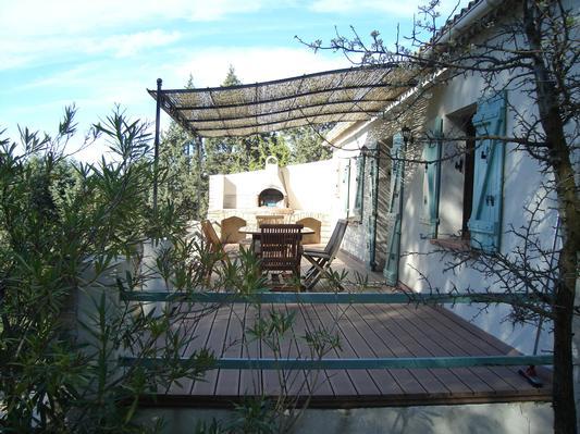 Ferienhaus Villa Masmolene in der Nähe von Uzes (599385), La Capelle et Masmolène, Gard Binnenland, Languedoc-Roussillon, Frankreich, Bild 8