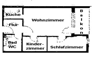 Holiday apartment Oberstdorf - Haus Falkenstein B Whg.-Nr. 4 (61526), Oberstdorf, Allgäu (Bavaria), Bavaria, Germany, picture 11