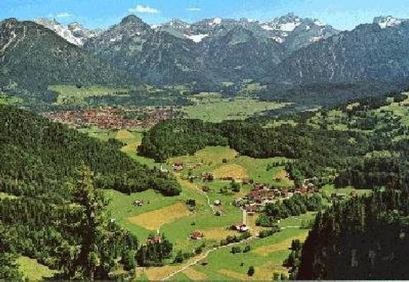 Ferienwohnung Oberstdorf - Haus Falkenstein B Whg.-Nr. 4 (61526), Oberstdorf, Allgäu (Bayern), Bayern, Deutschland, Bild 10