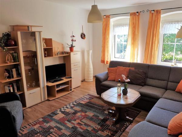 Ferienwohnungen am schl ssel for Wohnzimmer 5584