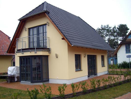 Ferienhaus Traumferienhaus Dünenresidenz 7, Glowe, 200 Meter vom Sandstrand (617382), Glowe, Rügen, Mecklenburg-Vorpommern, Deutschland, Bild 1