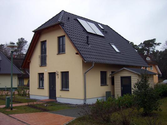 Ferienhaus Traumferienhaus Dünenresidenz 7, Glowe, 200 Meter vom Sandstrand (617382), Glowe, Rügen, Mecklenburg-Vorpommern, Deutschland, Bild 10