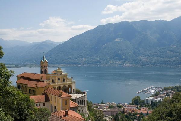 Holiday apartment Centro Arca (618148), Locarno, Lake Maggiore (CH), Ticino, Switzerland, picture 7