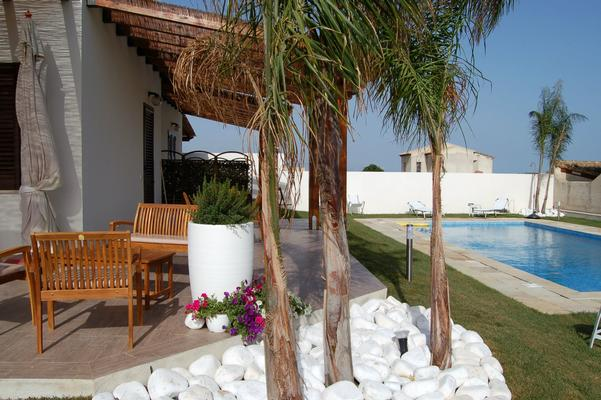 Holiday house SCHÖNES HAUS MIT SCHWIMMBAD (622200), Tre Fontane, Trapani, Sicily, Italy, picture 1