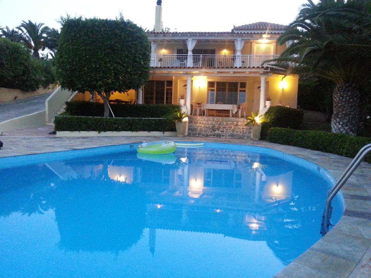 Ferienwohnung Villa mit Charme in Strandnähe (624377), Porto Cheli, , Peloponnes, Griechenland, Bild 1