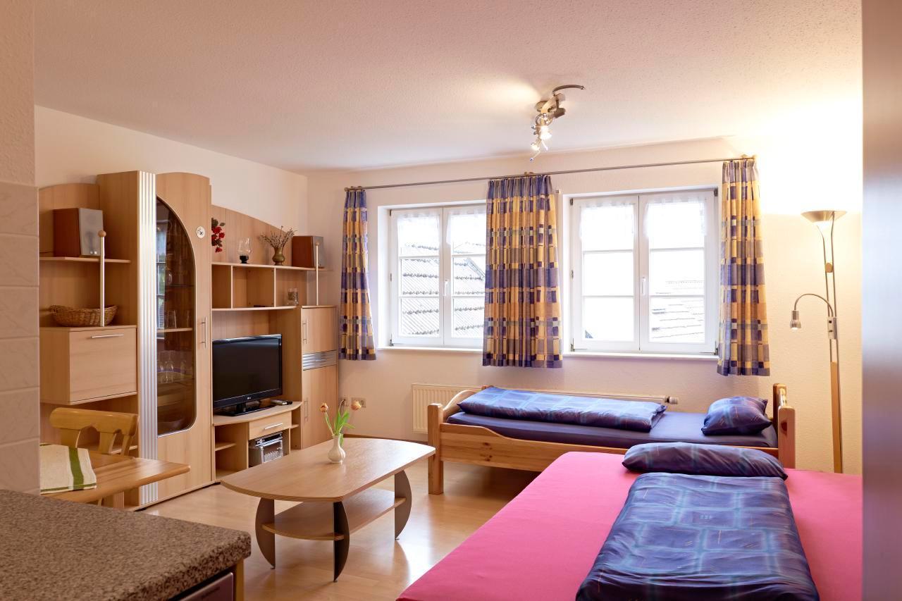 Ferienwohnung 1 - Gasthaus Kranz (63037), Stühlingen, Schwarzwald, Baden-Württemberg, Deutschland, Bild 6