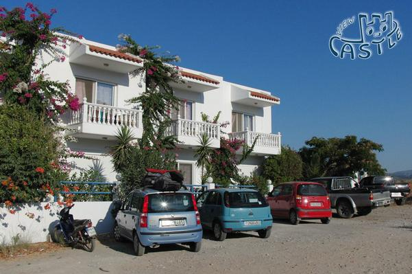 Holiday apartment Castle View Haraki, 1. floor ap1 (630587), Charaki, Rhodes, Dodecanes Islands, Greece, picture 1